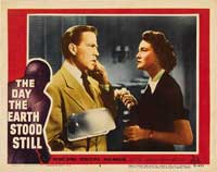 The Day the Earth Stood Still - 11 x 14 Movie Poster - Style C