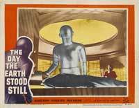 The Day the Earth Stood Still - 11 x 14 Movie Poster - Style F