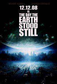 The Day the Earth Stood Still - 27 x 40 Movie Poster - Style B