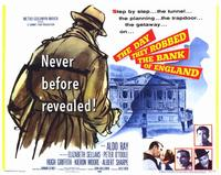 Day They Robbed the Bank of England - 11 x 14 Movie Poster - Style A