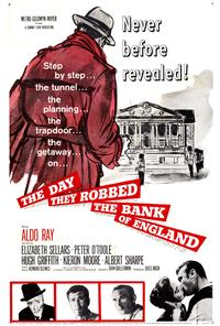 Day They Robbed the Bank of England - 27 x 40 Movie Poster - Style A