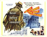 Day They Robbed the Bank of England - 22 x 28 Movie Poster - Half Sheet Style A