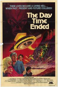 The Day Time Ended - 27 x 40 Movie Poster - Style A