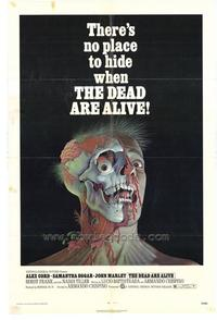 The Dead Are Alive - 27 x 40 Movie Poster - Style A