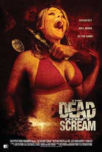 The Dead Don't Scream - 11 x 17 Movie Poster - Style A