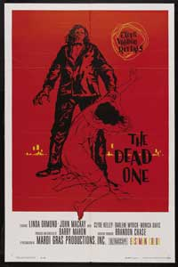 The Dead One - 43 x 62 Movie Poster - Bus Shelter Style A