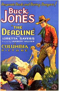 The Deadline - 43 x 62 Movie Poster - Bus Shelter Style A