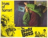 The Deadly Bees - 11 x 14 Movie Poster - Style E