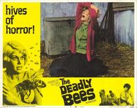 The Deadly Bees - 11 x 14 Movie Poster - Style G