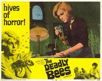 The Deadly Bees - 11 x 14 Movie Poster - Style H