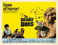 The Deadly Bees - 11 x 14 Movie Poster - Style C