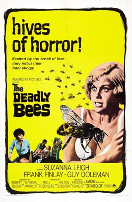 The Deadly Bees - 27 x 40 Movie Poster - Style A
