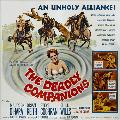 The Deadly Companions - 30 x 30 Movie Poster - Style A