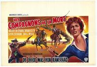 The Deadly Companions - 11 x 17 Movie Poster - Belgian Style A