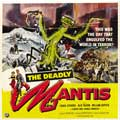 The Deadly Mantis - 11 x 14 Movie Poster - Style A