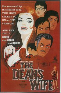 The Deans Wife - 27 x 40 Movie Poster - Style A