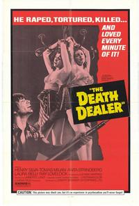 The Death Dealer - 27 x 40 Movie Poster - Style A