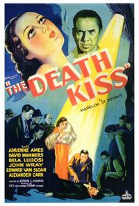 The Death Kiss - 27 x 40 Movie Poster - Style A