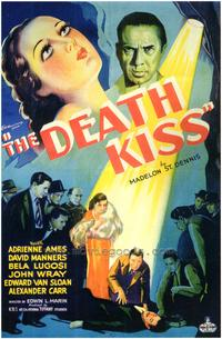 The Death Kiss - 43 x 62 Movie Poster - Bus Shelter Style A