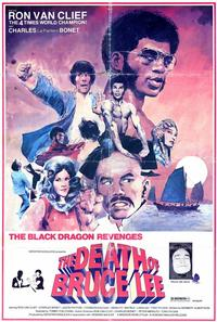 The Death of Bruce Lee - 11 x 17 Movie Poster - Style A