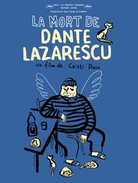 The Death of Mr. Lazarescu - 27 x 40 Movie Poster - French Style A