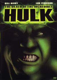 The Death of the Incredible Hulk - 43 x 62 Movie Poster - Bus Shelter Style A