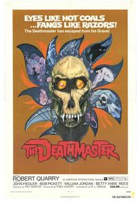 The Deathmaster - 27 x 40 Movie Poster - Style A