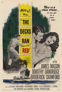 The Decks Ran Red - 27 x 40 Movie Poster - Style A
