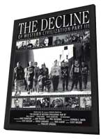 The Decline Of Western Civilization: Part 3 - 11 x 17 Movie Poster - Style A - in Deluxe Wood Frame