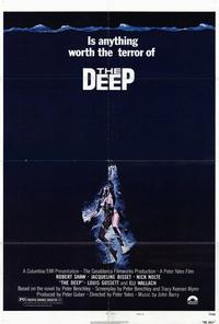 The Deep - 11 x 17 Movie Poster - Spanish Style A