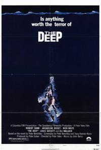 The Deep - 27 x 40 Movie Poster - Style A