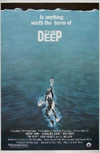 The Deep - 43 x 62 Movie Poster - Bus Shelter Style B