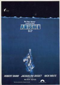 The Deep - 27 x 40 Movie Poster - Spanish Style A