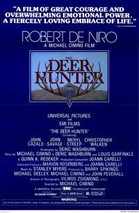 The Deer Hunter - 11 x 17 Movie Poster - Style A