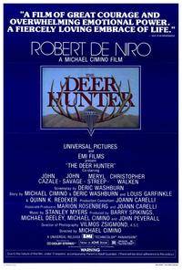 The Deer Hunter - 27 x 40 Movie Poster - Style A