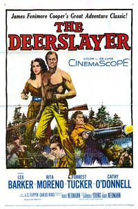 The Deerslayer - 27 x 40 Movie Poster - Style A