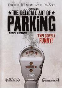 The Delicate Art of Parking - 11 x 17 Movie Poster - Style B