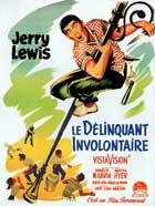 The Delicate Delinquent - 11 x 17 Movie Poster - French Style A