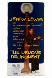 The Delicate Delinquent - 27 x 40 Movie Poster - Style A