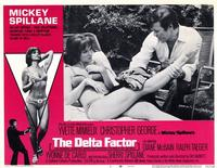 The Delta Factor - 11 x 14 Movie Poster - Style D