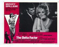 The Delta Factor - 11 x 14 Movie Poster - Style E
