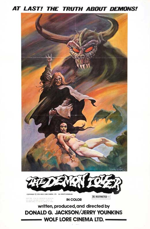 The Demon Lover movie