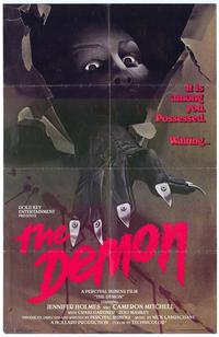 The Demon - 11 x 17 Movie Poster - Style B