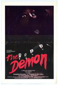 The Demon - 27 x 40 Movie Poster - Style A