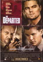 The Departed - 11 x 17 Movie Poster - Style F