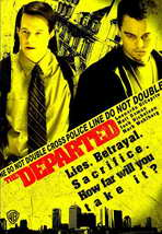 The Departed - 27 x 40 Movie Poster - Style M