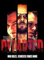 The Departed - 11 x 17 Movie Poster - Style N
