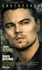 The Departed - 11 x 17 Movie Poster - German Style C