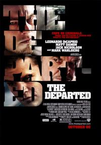 The Departed - 43 x 62 Movie Poster - Bus Shelter Style A