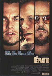 The Departed - 11 x 17 Movie Poster - Style B